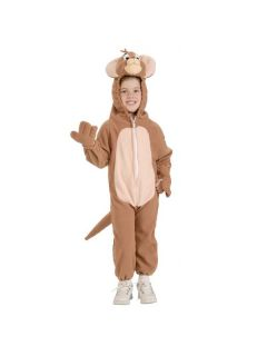 Child Ages 3 4 Years Licensed Tom and Jerry Mouse New Fancy Dress Costume Kids