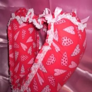 Adult Baby Sissy Pink Heart Waddle Dress Up Diaper Have Fun Waddling Like A Baby