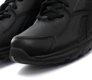 New Reebok Lifewalk DMX Max EU Black Womens Walking Shoes All Sizes