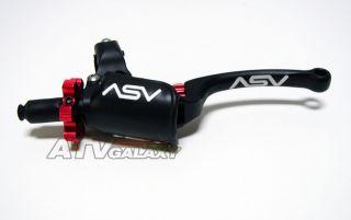 C6 Black Pro Pack Brake Clutch Levers Honda CRF450R CRF450 450R 02 03 04 05 06