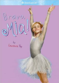 New American Girl Bravo MIA Paperback Book