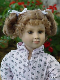 New in Box My Twinn Doll Paisley Stawberry Blonde Hair and Green Brown Eyes