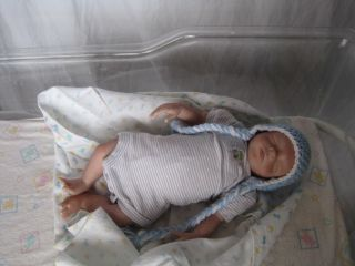 Beautiful Reborn Baby Boy Bryan Was Faith Sculpt by Heather Boneham