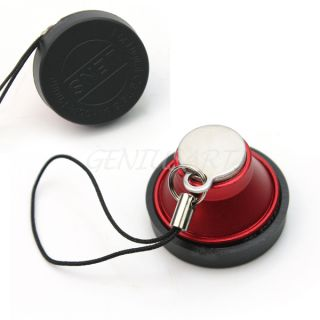 Magnetic Wide Macro 180°FISH Eye Camera Lens for Samsung Galaxy S3 S4 Nokia Red