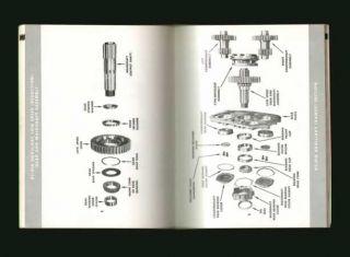 Fuller RT RTO 910 915 Transmission Service Manual EXC