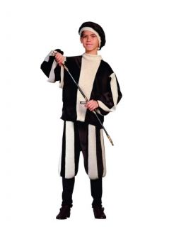 Renaissance Prince Boy Costume Medieval King Romeo Child Costumes 90169