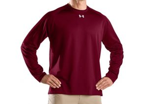Under Armour Men's Team HeatGear Longsleeve T Shirt