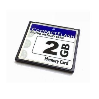 High Speed 2GB Compact Flash CF Memory Card CF Card for Canon Nikon Sony Camera