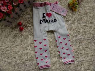 Animal Trousers Leggings Pants for Baby Toddler Infant Boy or Girl 12 Styles