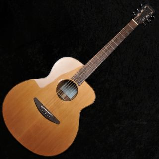 Baden A Style Ovankol Handmade Acoustic Guitar with Hard Case