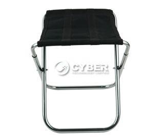 Potable Folding Stool Pocket Chair Seat Outdoor Fishing Equipment Camping DZ88