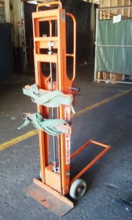 Electric trailer mover hand truck dolly needs motor for Motorized stair climbing dolly