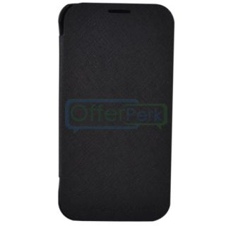 Black 3600mA Battery Case Power Pack Bank Extended for Samsung Galaxy Note II 2