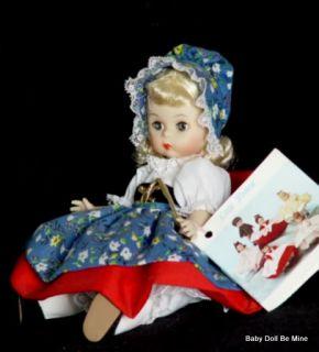 """Madame Alexander Gretel 8"""" Doll"""