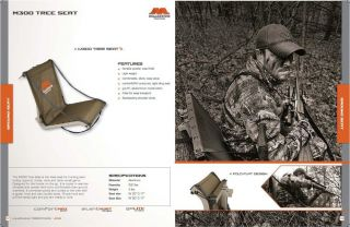 Millennium M300 Deer Hunting Ground Tree Seat