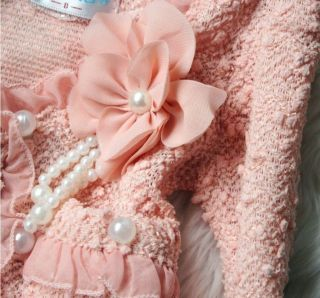 Baby Girls Lace Suit Kids Flower Coat Long Sleeve Dress Party Tutu Dress Set