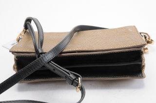 New Michael Kors Black Leather Purse