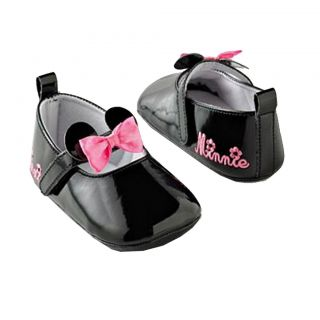 Disney Minnie Mouse Mary Jane Shoes for Baby 6 9 Months
