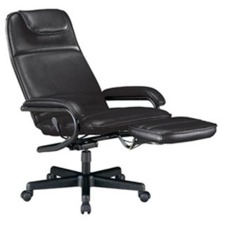 black power rest executive recliner office desk chair