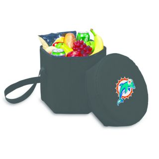 Bongo Collapsible Cooler Chair Miami Dolphins from Brookstone