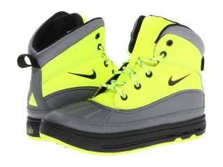 Nike Kids Woodside 2 High (Little Kid) Volt/Cool Grey/Black