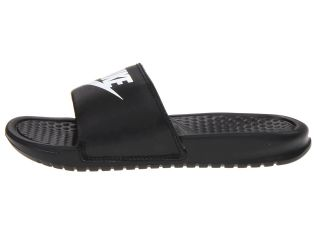 Nike Kids Benassi JDI (Little Kid/Big Kid) Black/White
