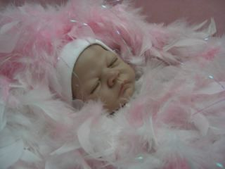 Ashton Drake So Truly Real Welcome Home Baby Emily Doll by Linda Webb to Reborn