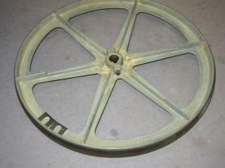 "Craftsman 12 3 4"" Band Saw Wheel Tire Parts 113 24200 51C"