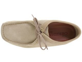 Clarks Wallabee Sand Suede