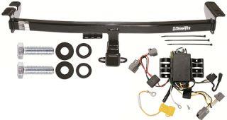 2005 2013 Volvo XC 90 XC90 Custom Trailer Hitch Wiring Harness Kit No Drill