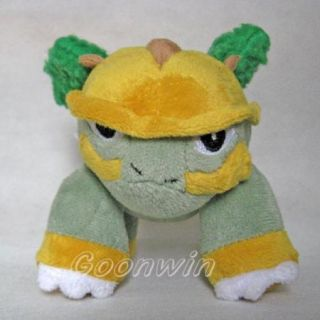 """Nintendo Pokemon Plush Toy Doll 388 Grotle 5"""" PPK5"""