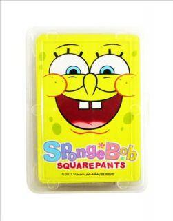 Spongebob poker