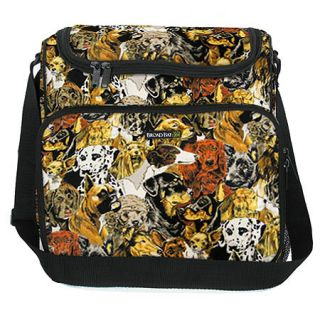 Dogs Print Diaper Baby Bag by Broad Bay Gifts Idea