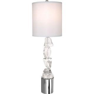 Van Teal Night Life River Rock 1 Light Table Lamp Set Of 2