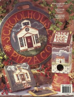Tole Painting Pattern Book Schoolhouse Treasures