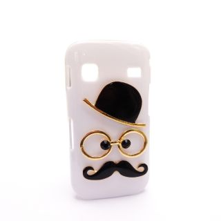 HBK50 Cute Funny Hard Back Case Cover fo Samsung Galaxy Gio S5660
