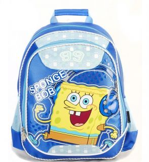 "New Kids Boys Girls"" Sponge Bob""""Tom and Jerry"" ""Dora"" Large School Bag Backpack"