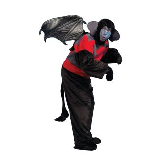 Wizard of oz Flying Monkey Adult Costume Size Standard