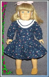 Doll Clothes Fit American Girl Molly School Dress New