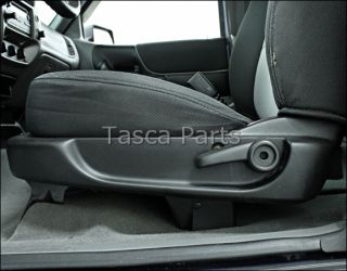 New Black LH Drivers Side Front Seat Cushion Valance 2004 2009 Ranger