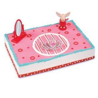 Olivia Birthday Cake Topper Decorating Kit