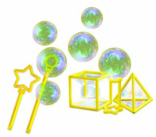 4M Kidz Labs Bubble Science Kit Ages 5 Party Activity Outdoor Activity