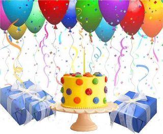 New Smurf Birthday Cake Topper Pop Top Free SHIP Smurf