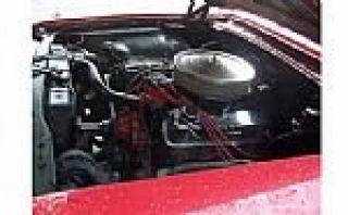 64 Ford Galaxy 2 Door Hard Top