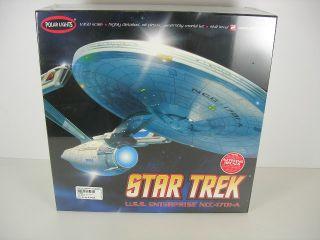 Polar Lights 1 350 Star Trek USS Enterprise A PLL808