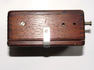 Antique Telephone Portable Western Electric Linemans Test Set
