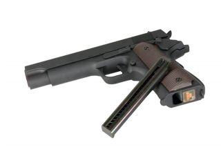 Cm 123 1911 A1 Full Auto Electric Airsoft Gun Pistol Metal Gear Box Aep