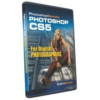 Photoshop CS5 Tutorial Training Video DVD ROM Learn