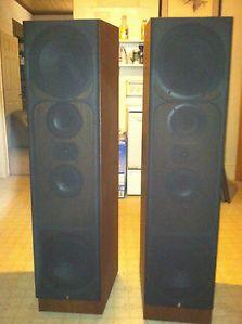 Acoustic Research Classic 30 Speakers Audiophile Floorstanding Loudspeakers