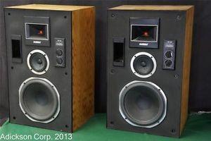Vintage Altec 9813B Floor Standing Speakers 9813 B